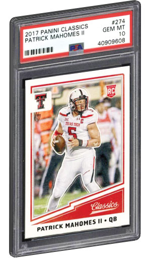 0294439a3 Top 15 Patrick Mahomes Rookie Card to Buy Now! Mahomes on Fire!