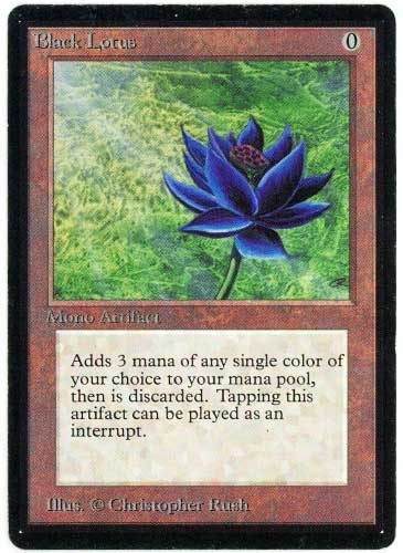 top 10 rare magic the gathering  the best mtg cards of